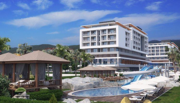 2 Wochen an der Türkischen Riviera: Neues 5* Hotel mit All In, Flug und Transfer ab 579€