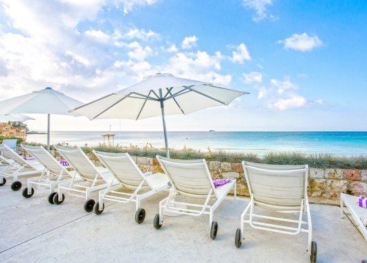 Eine Woche Mallorca im 4* Hotel inkl. HP, Flug, Rail&Fly und Transfer ab 462€