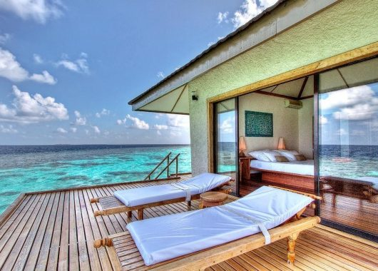 2 Wochen Malediven im 4* Hotel mit All In, Flug und Transfer ab 1770€