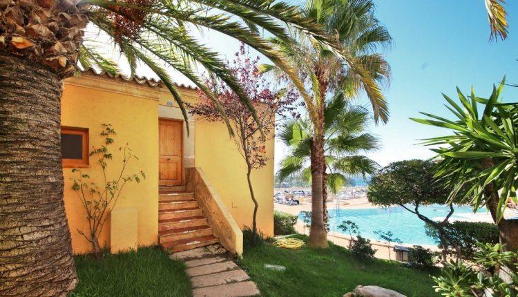 1 Woche Santa Ponsa im 3* Apartment mit All In, Flug, Rail&Fly und Transfer ab 430€