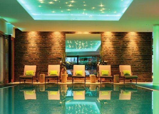 Wellness in den Salzburger Alpen: 3 – 8 Tage im 4,5* Award-Hotel inkl. HP, Spa und Aktivprogramm ab 159€