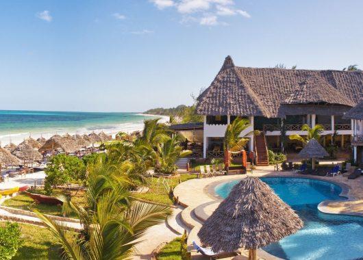 1 Woche Sansibar im 4* Hotel mit All Inclusive, Flug, Rail&Fly und Transfer ab 896€
