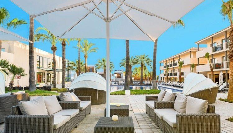Eine Woche Ibiza im neuen 4* Hotel mit All In, Flug, Rail&Fly u. Transfer ab 451€