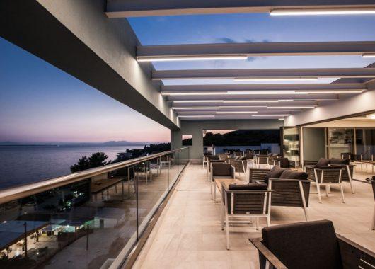 Luxus auf Chalkidiki: Eine Woche im 5* Hotel inkl. HP, Flug & Transfer ab 458€
