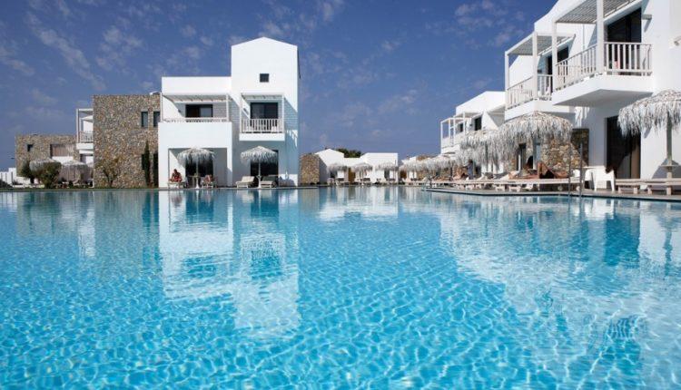 Luxus auf Kos: 1 Woche im 5* Hotel inkl. HP, Flug, Rail&Fly und Transfer ab 545€