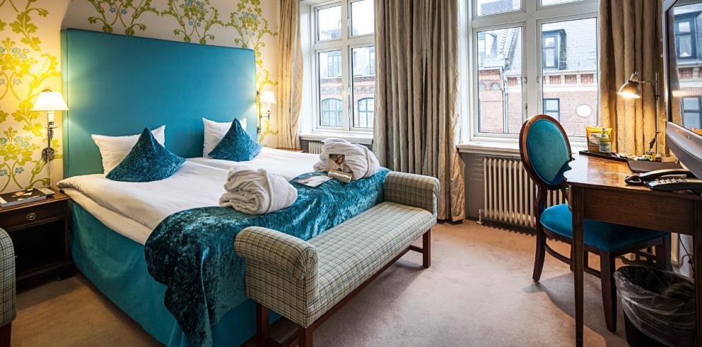 kopenhagen 3 tage im 4 boutique hotel mit fr hst ck ab 149 pro person. Black Bedroom Furniture Sets. Home Design Ideas
