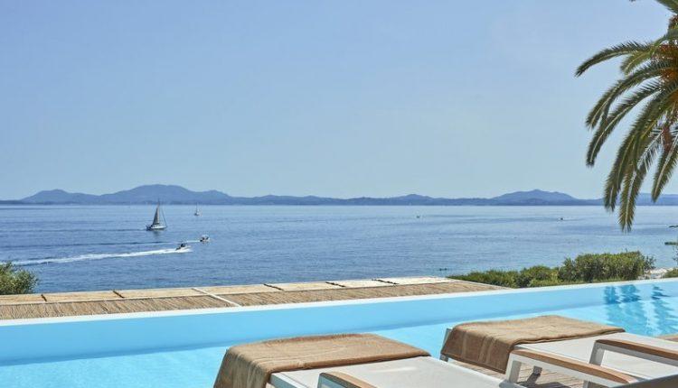 Eine Woche Korfu im 4* Beach Hotel mit All In, Flug, Rail&Fly und Transfer ab 636€