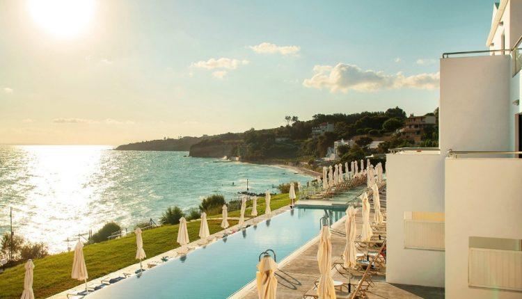 Eine Woche Zakynthos im 4* Hotel mit All In, Flug und Transfer ab 477€