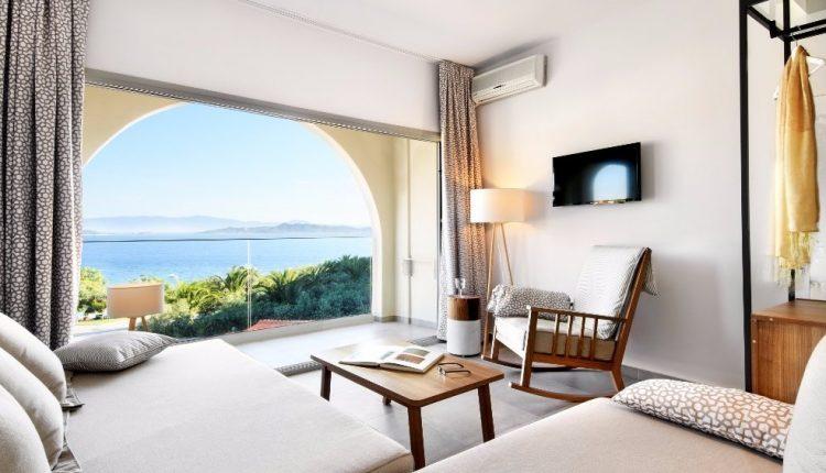 1 Woche Chalkidiki im 4* Hotel mit All In, Flug, Rail&Fly und Transfer ab 358€