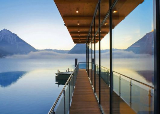 Wellness am Achensee: 3 Tage im 4,5* Hotel inkl. Verwöhnpension & PURIA Spa ab 279€