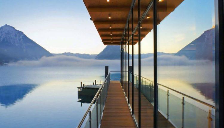 Wellness am Achensee: 3 Tage im 4,5* Hotel inkl. Verwöhnpension & PURIA Spaab 279€