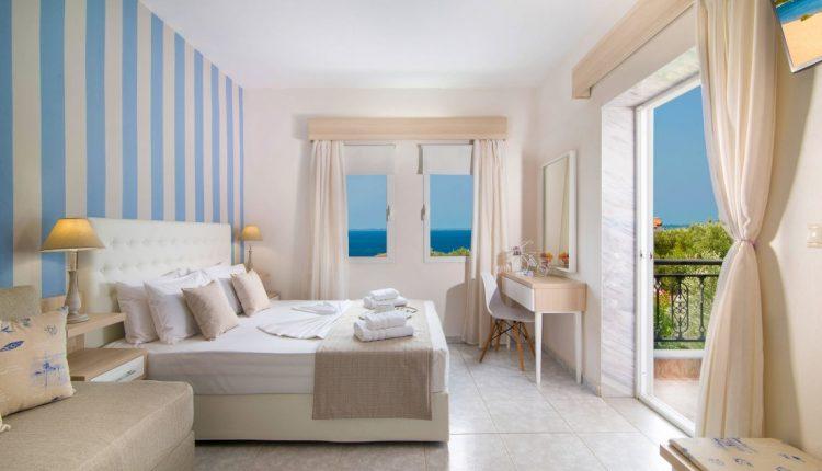 Eine Woche Chalkidiki im 3* Hotel inkl. Meerblick, HP, Flug, Rail&Fly und Transfer ab 301€