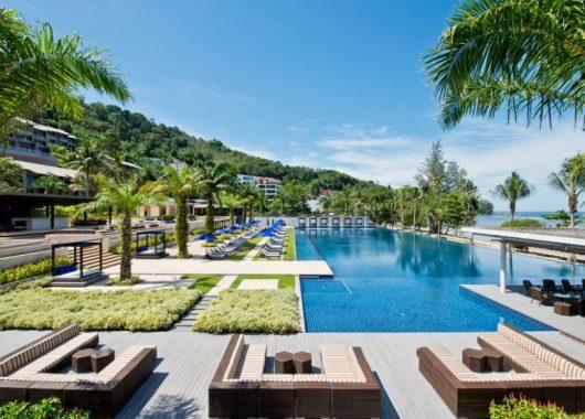 12 Tage Phuket im 5* Resort inkl. Frühstück, Meerblick, Flug, Rail&Fly und Transfer ab 1044€