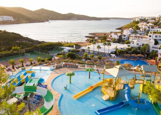 Menorca: 7 Tage im sehr guten 4* Hotel inkl. Hin- und Rückflug ab 328€ pro Person