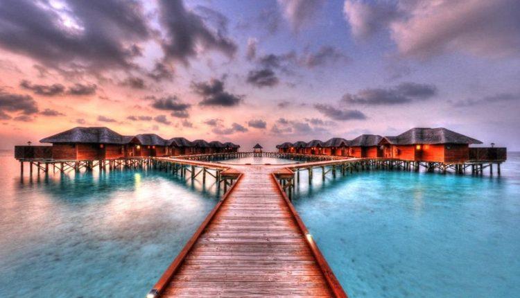 10 Tage Malediven im 3,5* Resort mit All In, Flug, Rail&Fly und Transfer ab 1637€