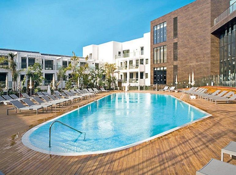 1 woche fuerteventura im 4 hotel mit all in flug rail for Designhotel fuerteventura