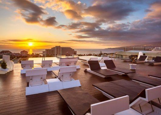 1 Woche Teneriffa im 4* Hotel inkl. HP, Flug, Rail&Fly und Transfer ab 467€