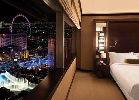 Eine Woche Las Vegas im 5* Hotel direkt am Strip mit Flügen ab 779€