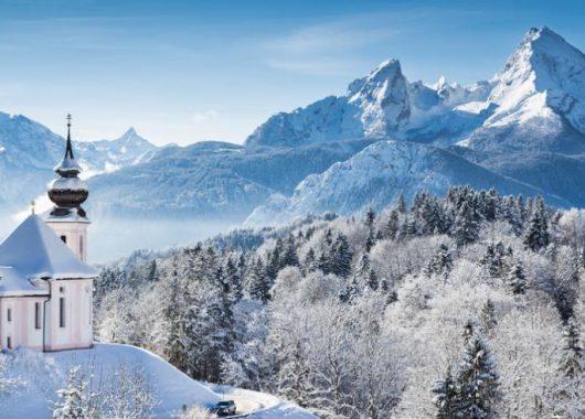 Wintertraum im 4*Hotel: 3 Tage mit Verwöhnpension und Wellness ab 169€