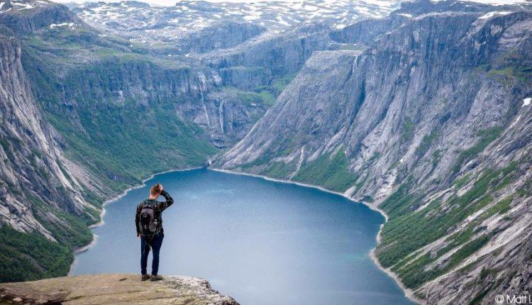 Kreuzfahrt Norwegische Fjorde: 8 Tage im Mai 2018 inkl. Flug und Vollpension ab 999€