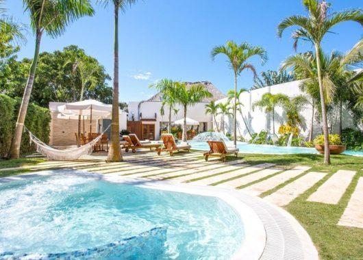 Eine Woche Dominikanische Republik im 4* Hotel mit All In, Flug, Rail&Fly und Transfer ab 803€