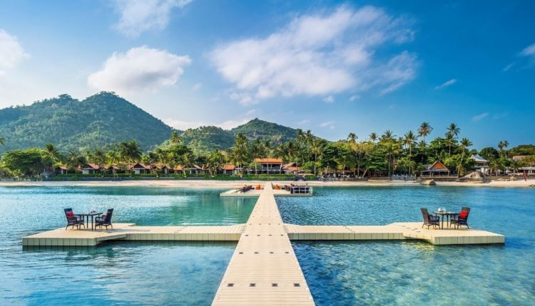 Koh Samui: 9 Tage im 5* Resort inkl. Frühstück, Flug, Rail&Fly und Transfer ab 1329€