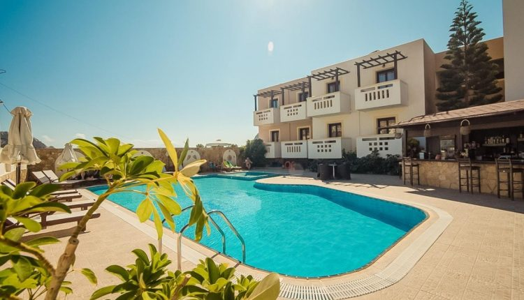Mai – Juni 2018: Eine Woche Karpathos im 4* Apartment inkl. Frühstück, Flug, Rail&Fly u. Transfer ab 498€