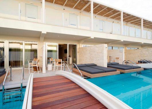 Eine Woche Kreta im 5* Resort inkl. HP, Flug, Rail&Fly und Transfer ab 462€