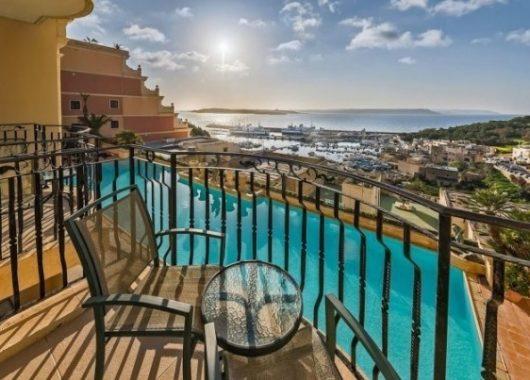 Lastminute: Eine Woche Gozo im 4* Hotel inkl. Frühstück, Flug und Transfer ab 188€