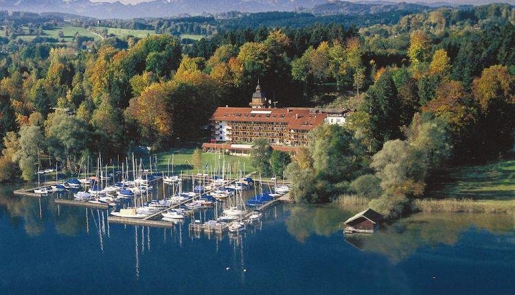 3 Tage im 4*Yachthotel am Chiemsee inkl. Halbpension, Wellness und Schifffahrt ab 149€