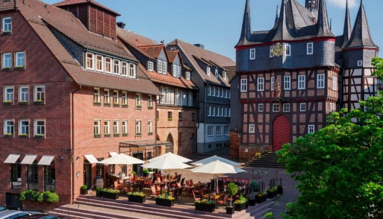 Wellness in Frankenberg: 3 Tage im 4* Relais & Châteaux inkl. Frühstück, Dinner & Spa ab 169€