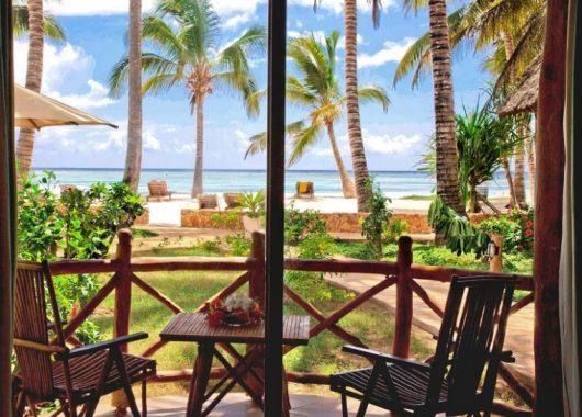 8 Tage Sansibar im 3,5* Resort mit All In, Flug, Rail&Fly und Transfer ab 820€