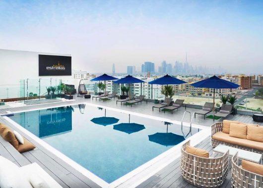 1 Woche Dubai im 5* Hotel inkl. Frühstück, Flug, Rail&Fly und Transfer ab 489€