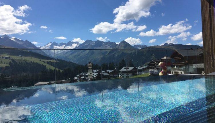 3 Tage Wellness im Salzburger Land: 4* Hotel inkl. Vollpension & Spa ab 169€