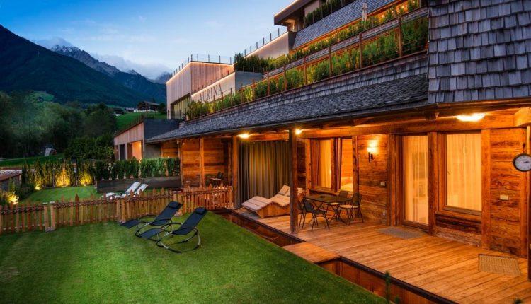 3 Tage Südtirol einer Private Luxury Lodge inkl. Frühstück, Spa & Massage ab 199€