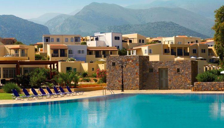 Frühbucher: Eine Woche Kreta im 5* Hotel inkl. Halbpension Plus, Flug und Transfer ab 528€