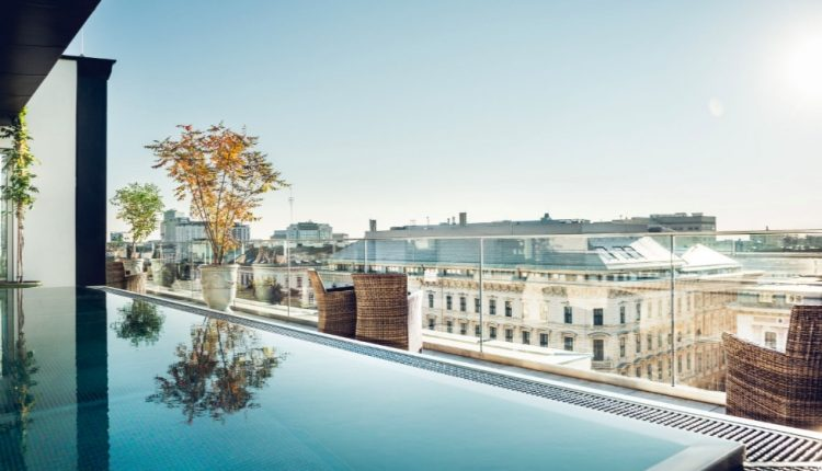 4 Tage über den Dächern Wiens: 5* Hotel inkl. Frühstück und Flug ab 233€