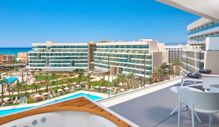 Saisonstart 2018: Eine Woche im 5* Hotel an der Playa de Palma inkl. Frühstück, Flug u. Transfer ab 324€