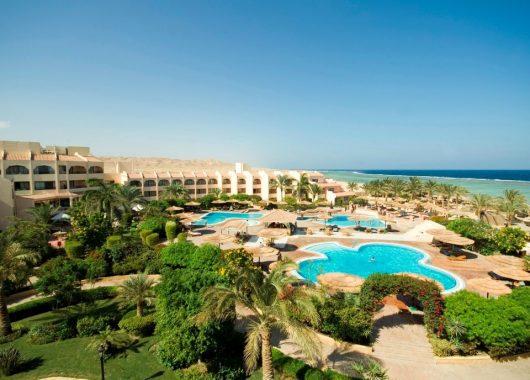 Im neuen Jahr: 1 Woche Marsa Alam im 4* Hotel mit HP, Flug, Rail&Fly und Transfer ab 344€