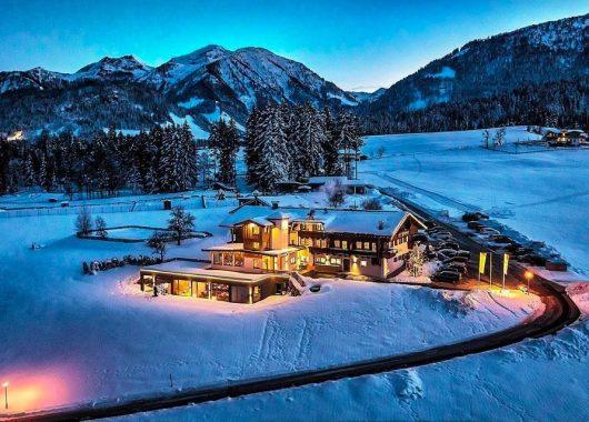 3 Tage Tirol im 4* Hotel inkl. Halbpension, Skibus und Wellness ab 149€
