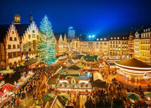 Nürnberger Christkindlesmarkt: 3 Tage im 4* Hotel inkl. Frühstück, Spa & Freizeitbad ab 79€