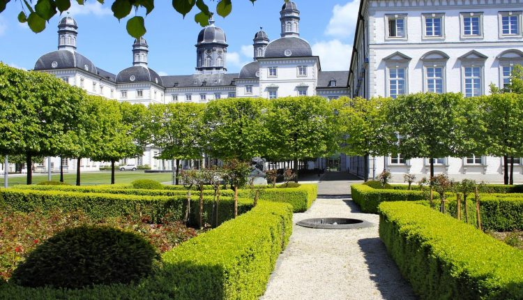 Bergisch-Gladbach: Luxus im 5*Schlosshotel inkl. Frühstück, Dinner, Wellness uvm. ab 199€