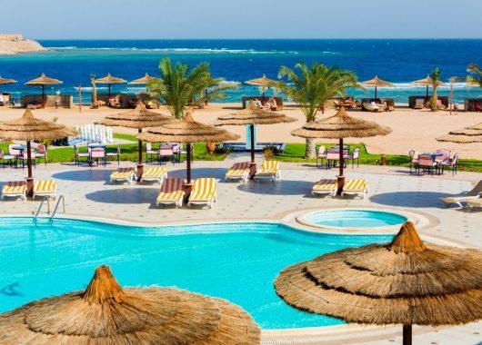Eine Woche Safaga im 4* Resort mit Meerblick, All In, Flug u. Transfer ab 349€