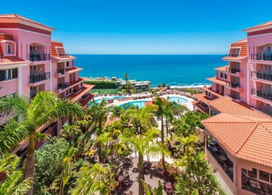 Eine Woche Madeira im 5* Hotel mit All In, Flug, Rail&Fly und Transfer ab 494€