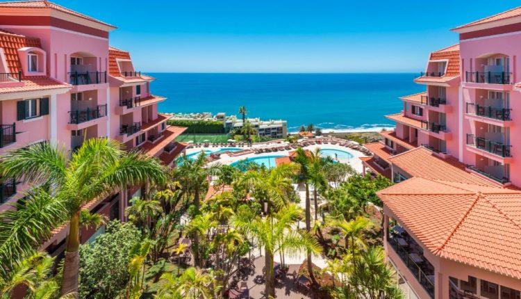 Eine Woche Madeira im 5* Hotel mit All In, Flug, Rail&Fly und Transfer ab 447€