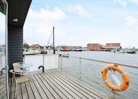 Dänemark: 8 Tage auf einem Hausboot mit Sauna und Whirlpool ab 82€ p.P.