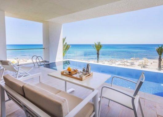 Frühbucher: Eine Woche Hammamet im 5* Resort inkl. Frühstück und Transfer ab 440€