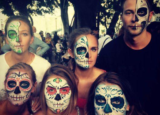 Reisebericht Mexiko: Puerto Escondido und Día de los Muertos in Oaxaca