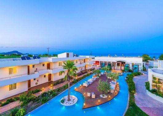 Eine Woche Rhodos im Mai: 5* Hotel inkl. HP, Flug & Transfer ab 468€