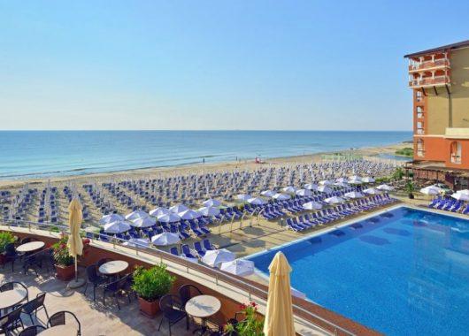 Eine Woche Bulgarien im 4* Hotel mit All In, Flug, Rail&Fly und Transfer ab 366€